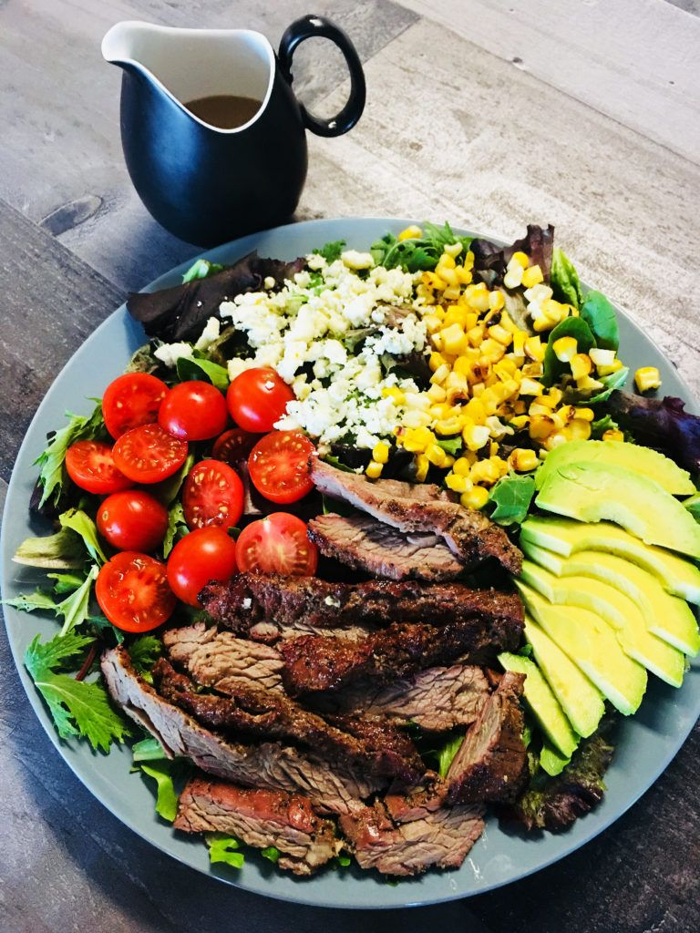 Grilled Steak Salad Cooks Well With Others Recipe Easy Summer Dinners Grilled Steak Salad Grilled Steak Recipes