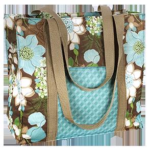 FREE Tote Bag Pattern #bagpatterns