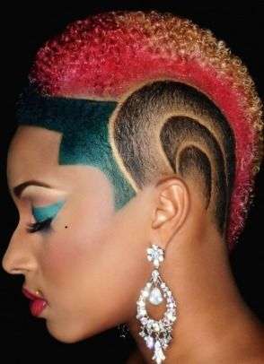 Ghetto Hairstyles Pictures And Videos Short Natural Hair Styles Hair Tattoos Hair Designs