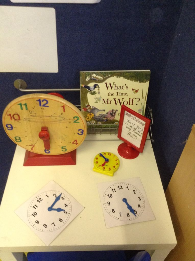 Rie Nursery Environment Google Search: Time Challenge Table!