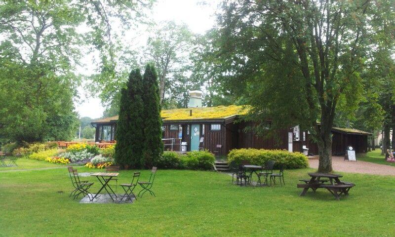 a small restaurant in Vänersborg, Sweden