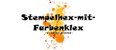 Stempelhex-mit-Farbenklex: Überlebens-Kiste für den Mann ab 40 #abchallenge