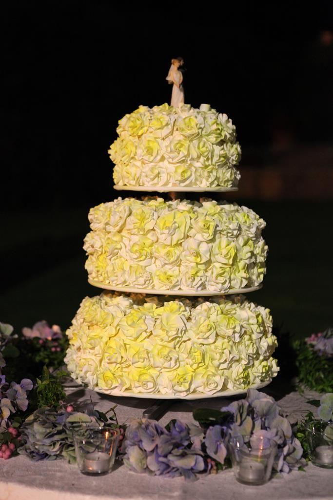 Italian/American wedding cake - wedding in Apulia   Wedding Cakes ...