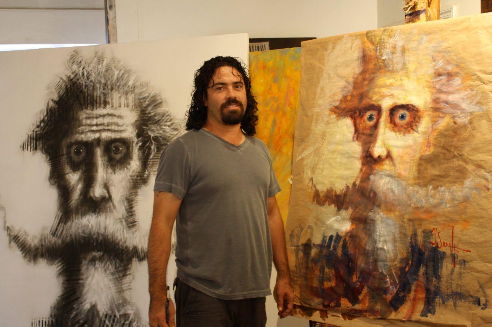 david silvah | el artista plastico david silvah presentara la serie de pinturas ...