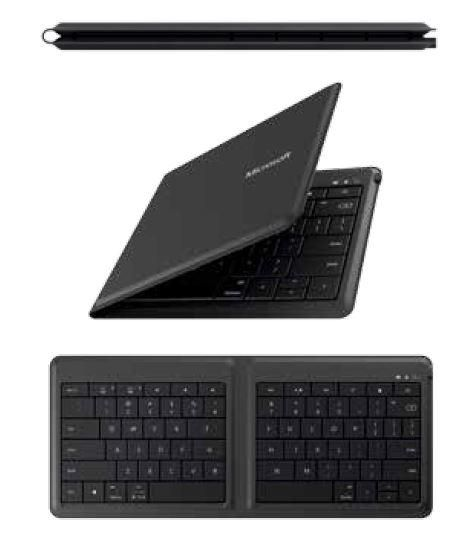 Amazon.com: Microsoft Universal Foldable Keyboard: Computers & Accessories