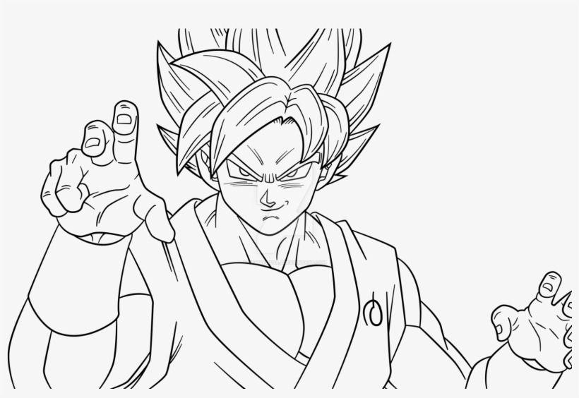 Goku Super Saiyan Drawing Super Saiyan Blue Goku Super Saiyan Goku Super Saiyan Blue