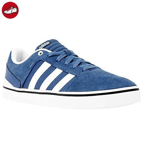 adidas Herren Hawthorn ST Turnschuhe, Blau / Weiß / Schwarz (Azucen /  Ftwbla /