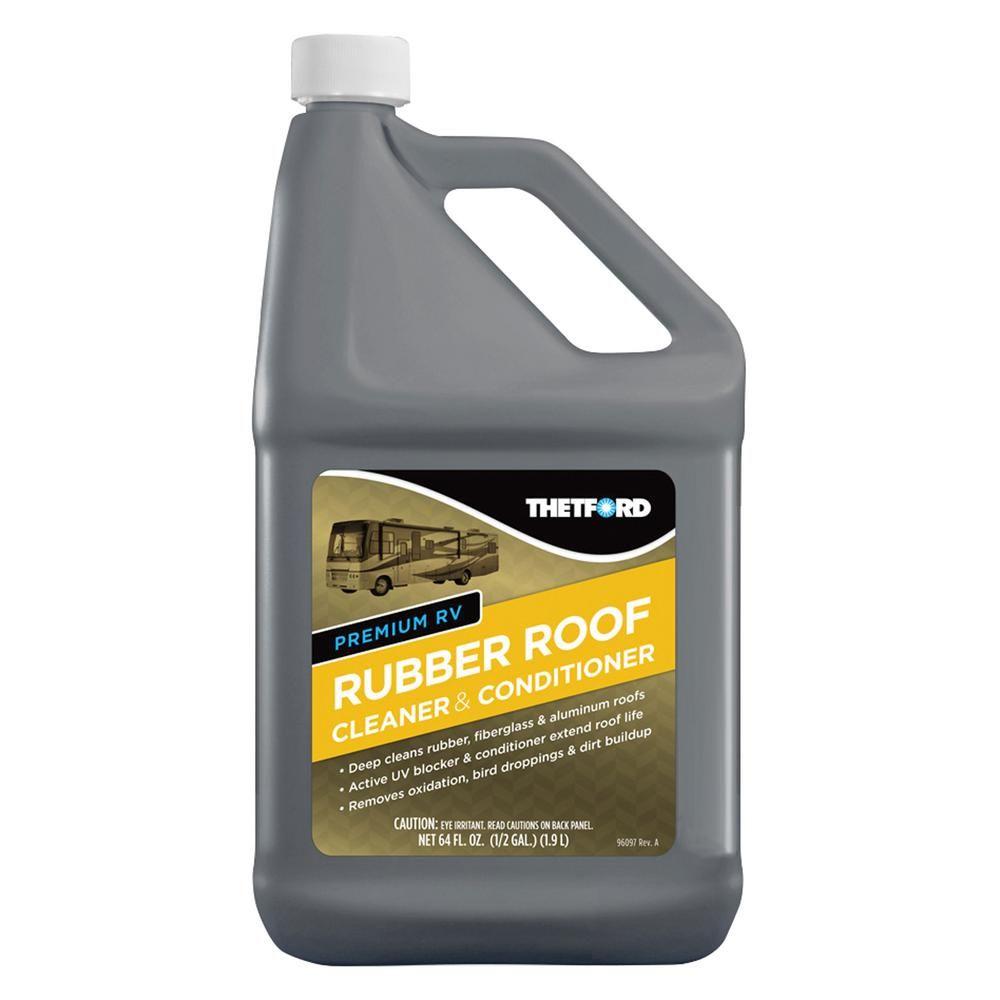 THETFORD 64 oz. Rubber Roof Cleaner and Conditioner96016