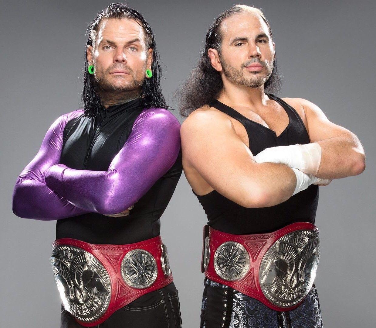 Matt & Jeff Hardy | Wwe tag teams, The hardy boyz Wwe Jeff Hardy And Trish Stratus