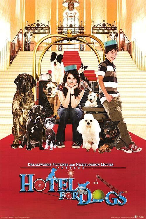 Hotel For Dogs Movies Films Dog Movies Dog Hotel Pets Movie