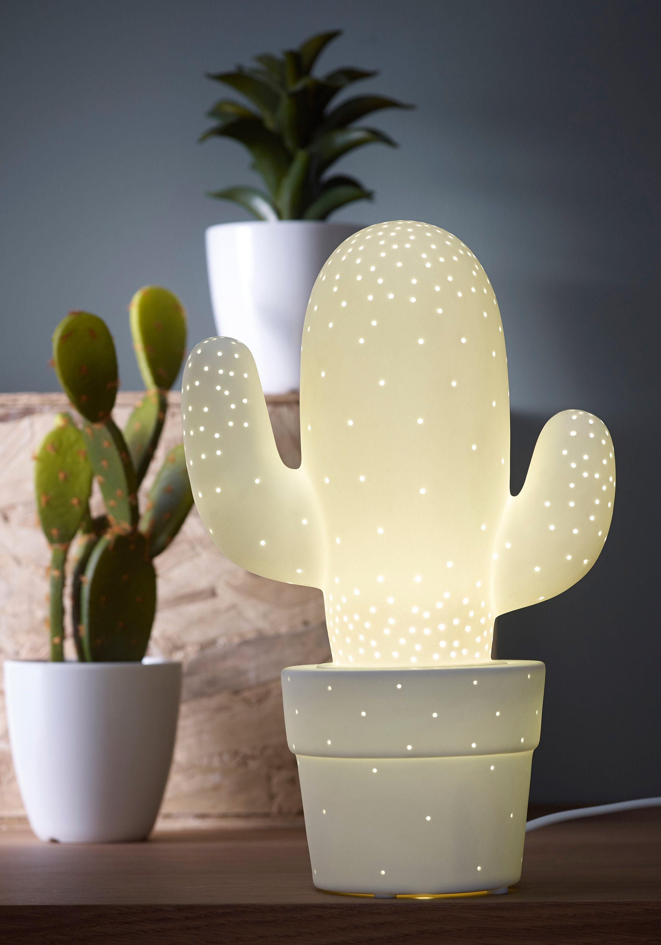 Cactus | Lampe cactus - Décoration - Déco - Maison - Alinéa