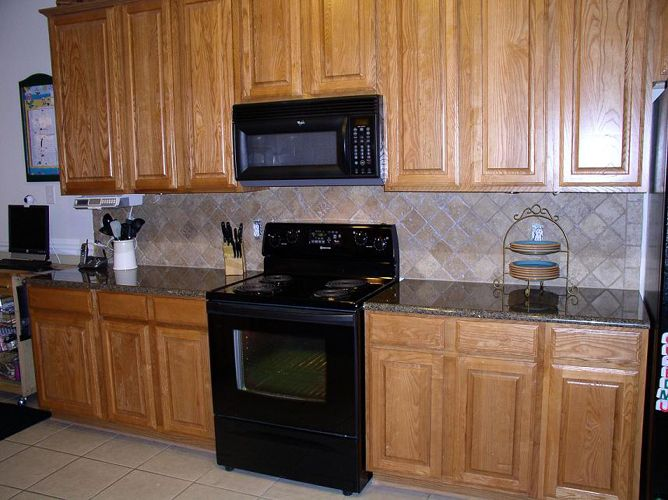 Brown Granite Countertops | Tan Brown Granite Countertops ...