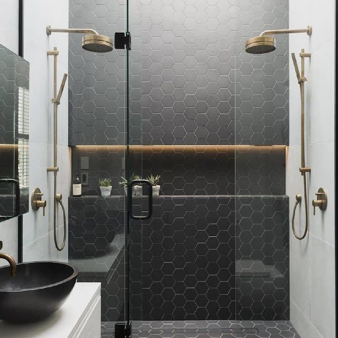 Diseño en el cuarto de baño; cinco tendencias en mamparas ...