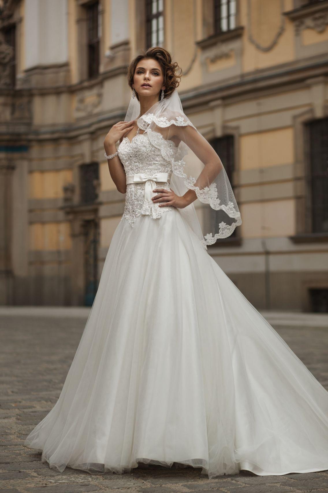 Nanteza Suknie ślubne Sukienki Do ślubu Annais Bridal Suknie
