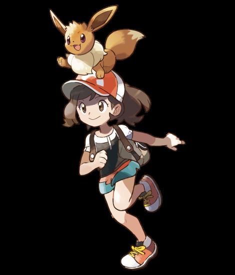 Pokémon Let S Go Eevee And Pikachu The Kotaku Review Cute Pokemon Wallpaper Pokemon Pokemon Characters