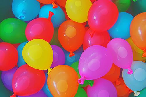 Rainbow Brite Water Balloons Balloons Water Balloons Water Balloon Fight