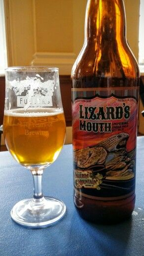 Figueroa Mountain Lizards Mouth Imperial IPA. Watch the ...