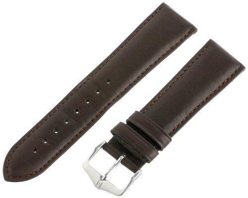 Hirsch 012060-10-22 22 -mm Genuine Calfskin Armbanduhr Strap - http://uhr.haus/hirsch-17/hirsch-012060-10-22-22-mm-genuine-calfskin-strap