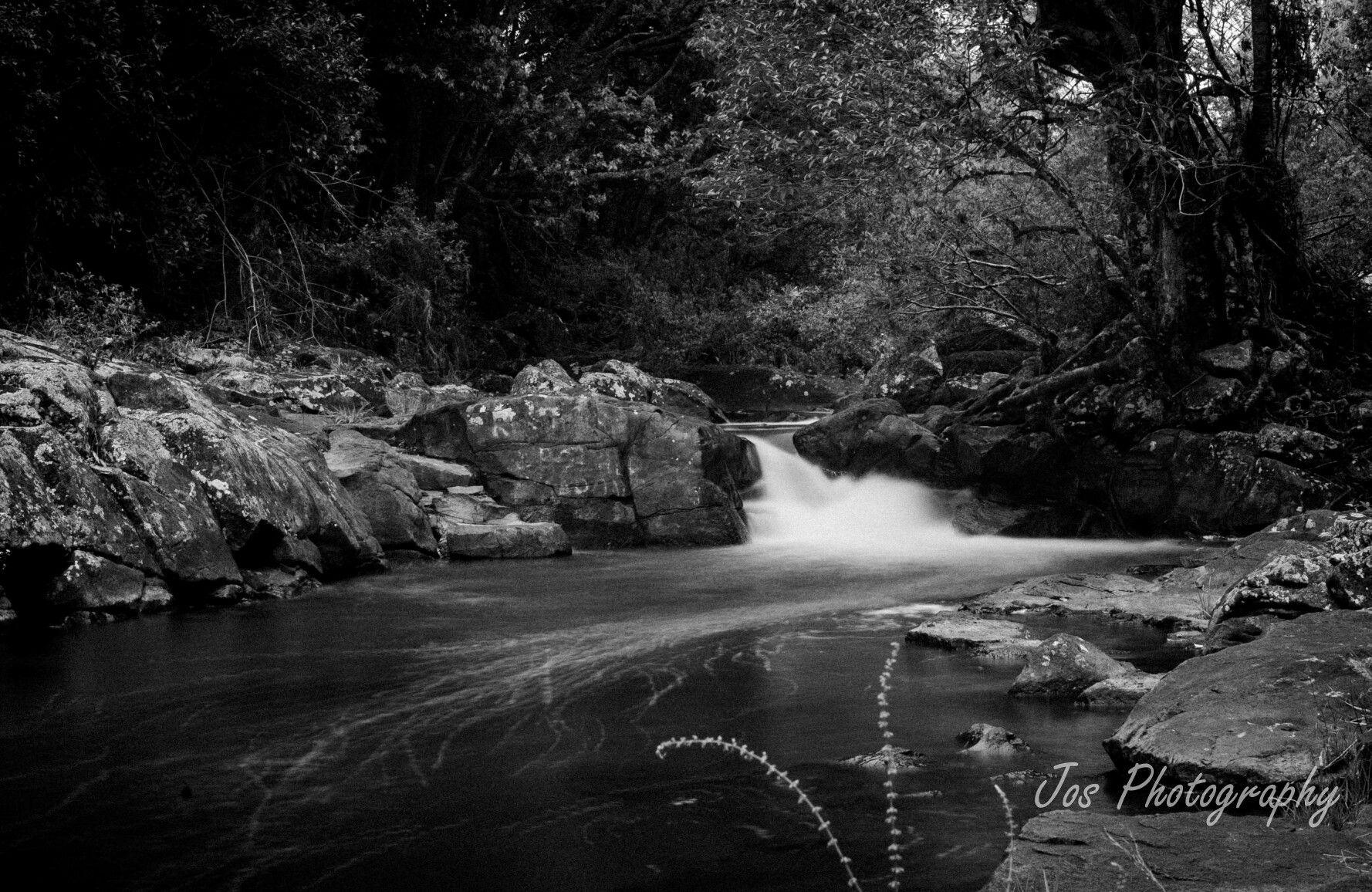Slow Mo waterfalls