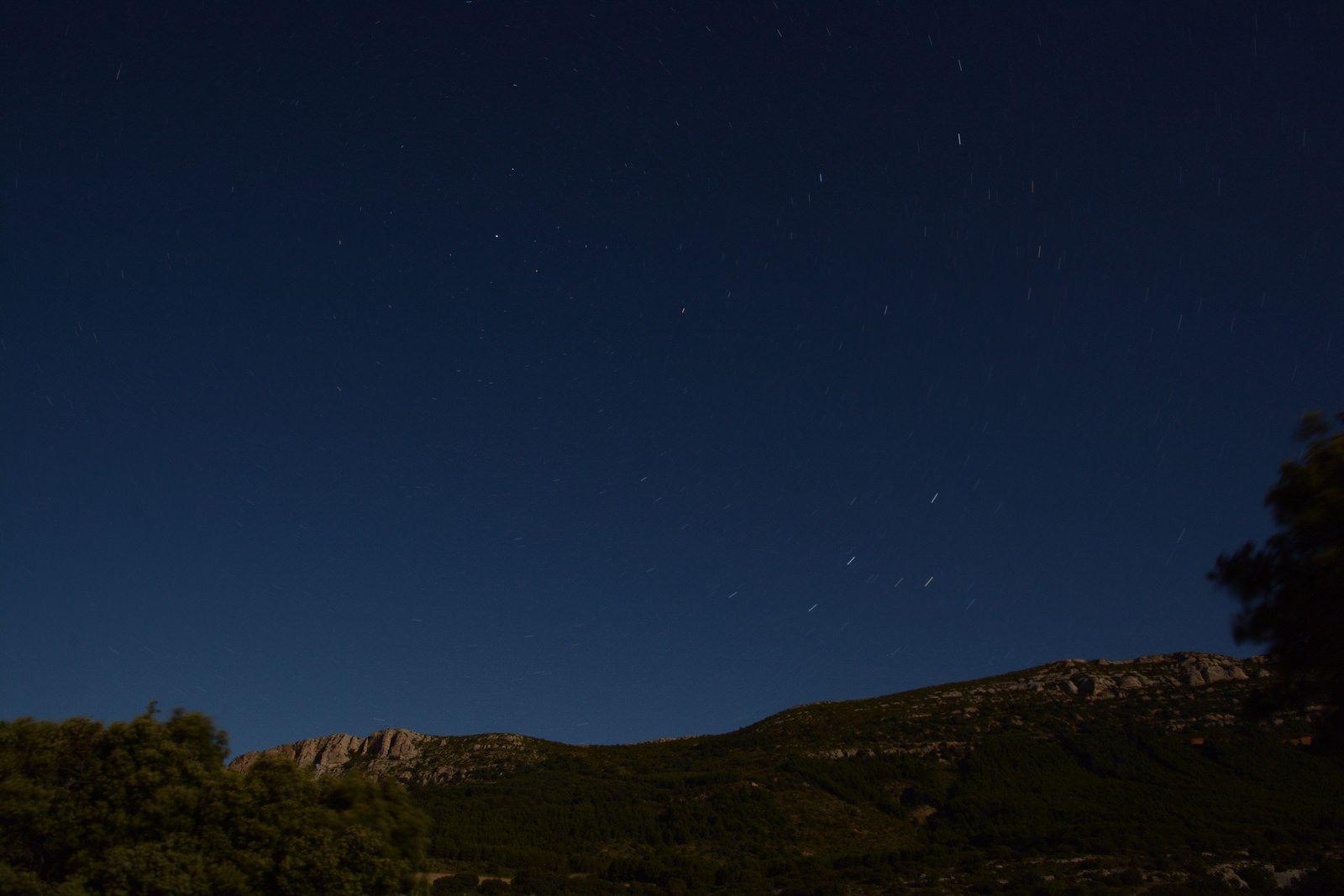 Serra del Montsec. Áger. Lleida.