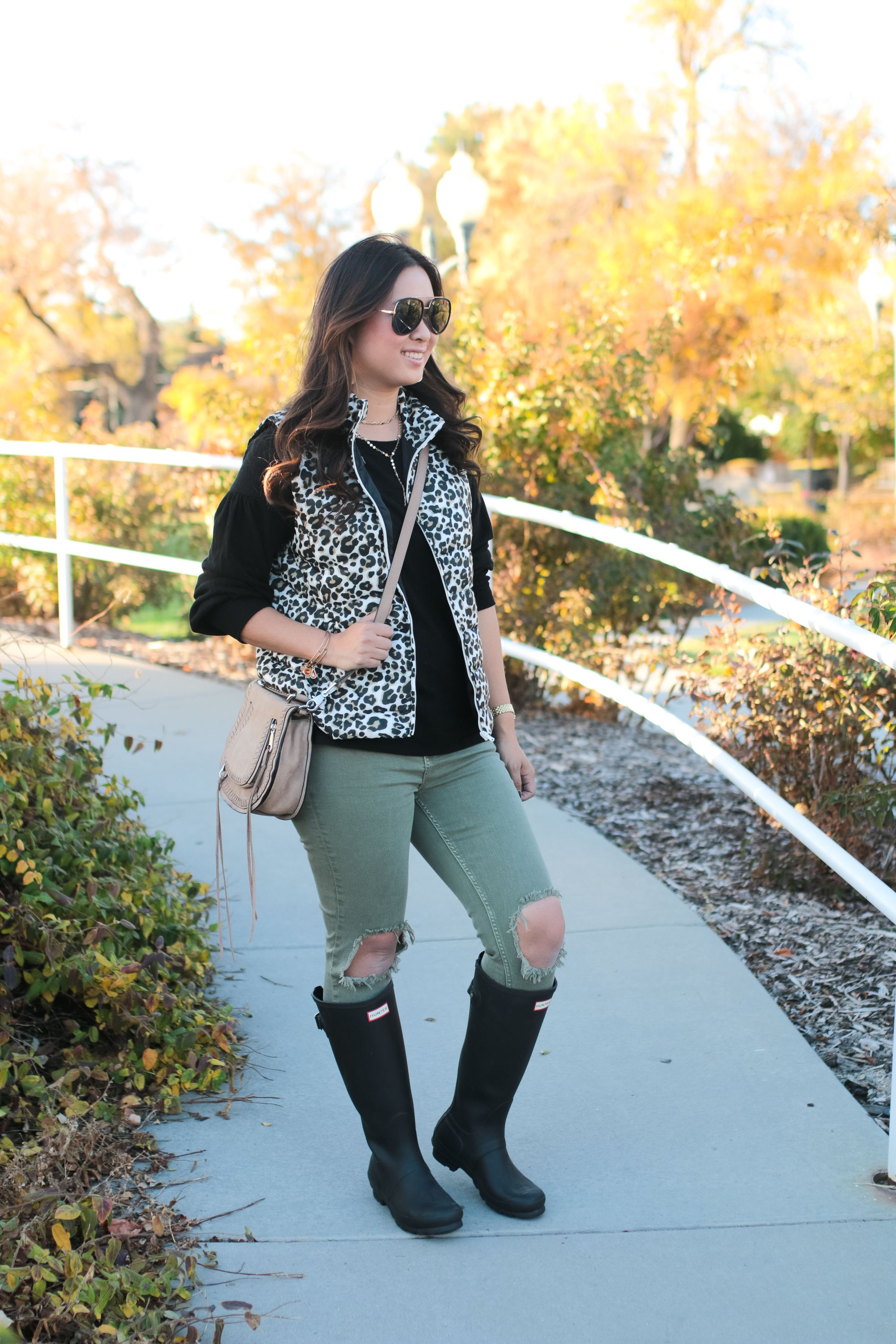 9 Ways to Wear Leopard Print for Fall
