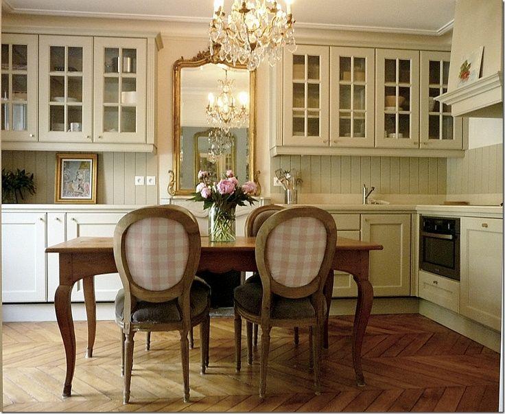 Cocina de estilo franc s decoracion pinterest estilo for Dulce hogar villalba