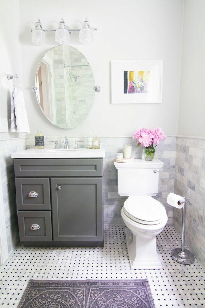 Le meuble sous lavabo - 60 idées créatives - Archzinefr