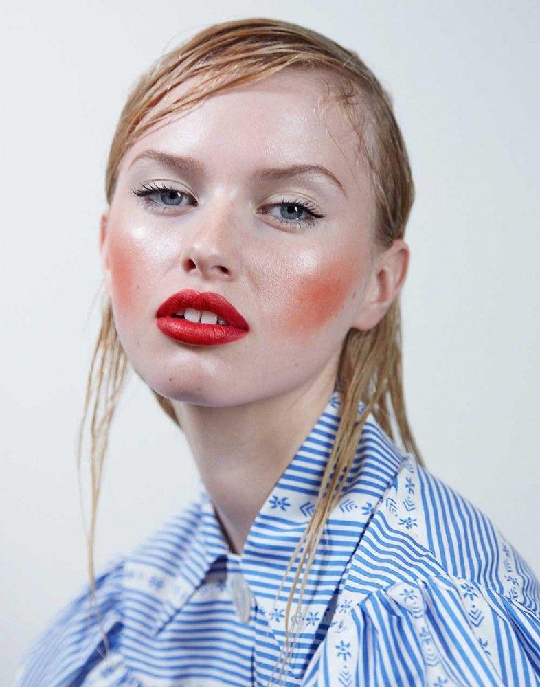 Elodie Russell Gap teeth, Makeup looks, Beauty