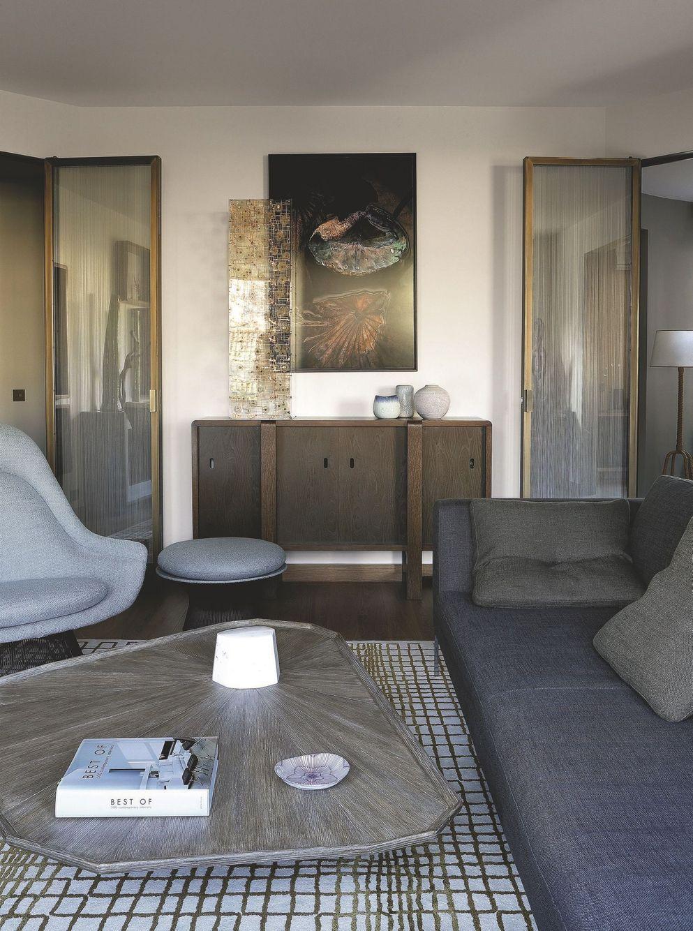 Appartement Paris 7 Invalides au style Art déco
