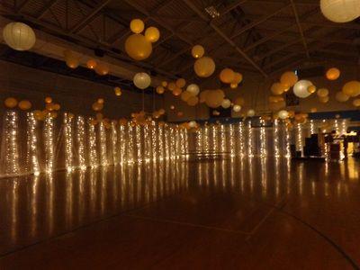 Utah Wedding Ceiling Canopy Al False Ceilings For Parties Weddings Quinceaneras Gym