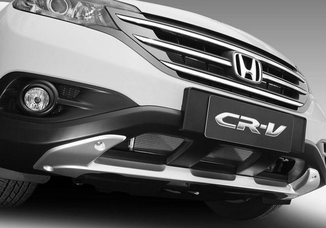Acessorios Externos Para O Honda Cr V Aplique Decorativo Frontal