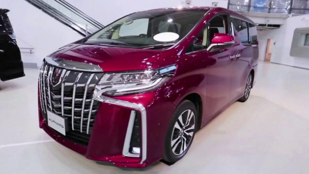 All New Alphard 2021 Harga Grand Avanza Type E 2015 2019 Toyota Hybrid Velocity Pastimes Successive Shiftmatic Outst