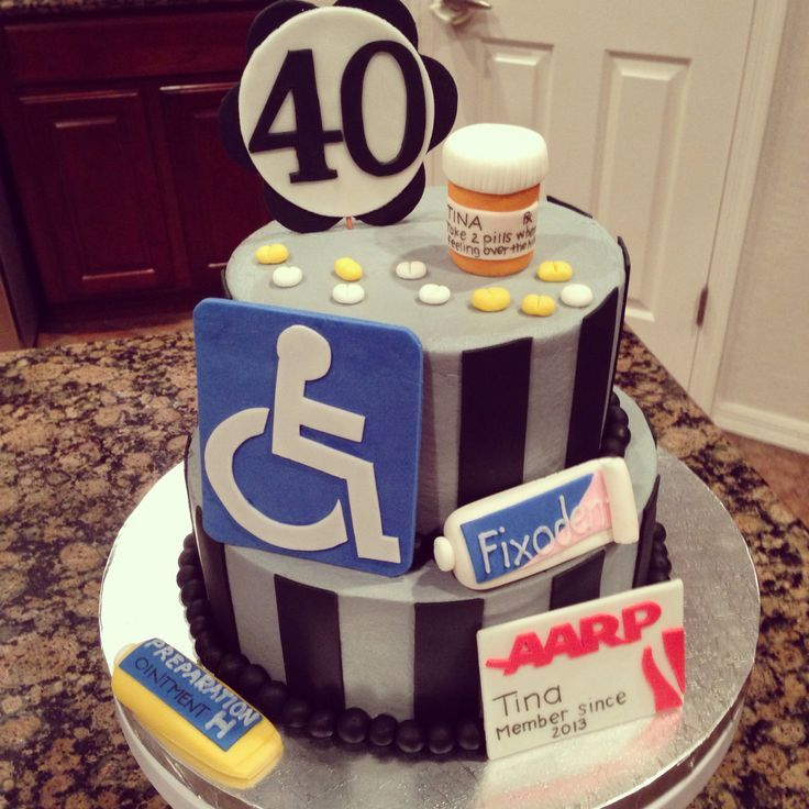 40th 50th 60th Birthday Gifts For Husband Dad Grandad: Pin By Kimberly Reed Abbott On Cake Ideas & Recipes