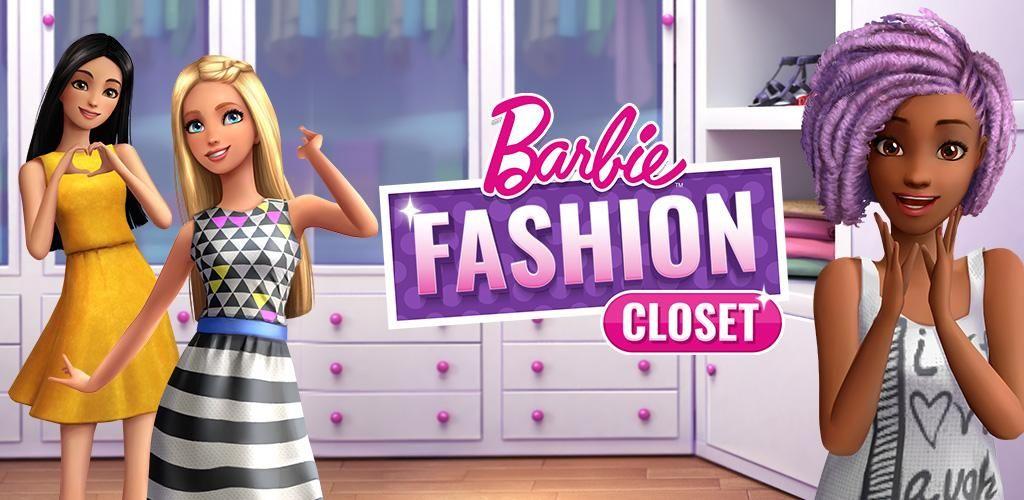 Barbie™ Fashion Closet kostenlos am PC spielen, so geht es