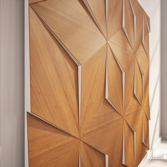 Decorative Timber Wall Panels