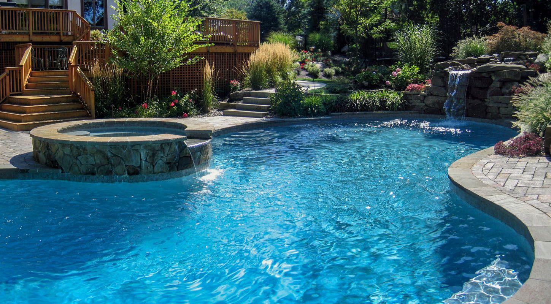 Image Result For Swimming Pool Designs Pool Landscape