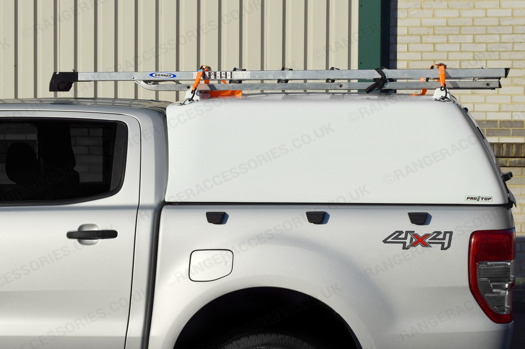 We Bring To You The Latest In Work Type Truck Tops New From Pro Top The Ranger Tradesman Canopy Features A Choice Of Glass Or So Ford Ranger Ranger Truck Top