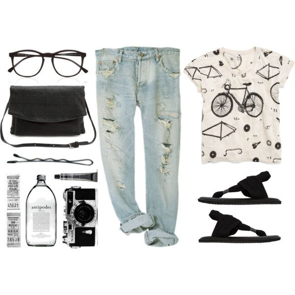 """""""She's got a ticket to ride"""" by ctodtims on Polyvore"""