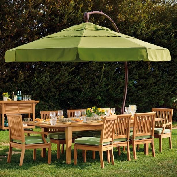 11 Round Side Mount Umbrella Pergola Pictures Patio Umbrellas Patio