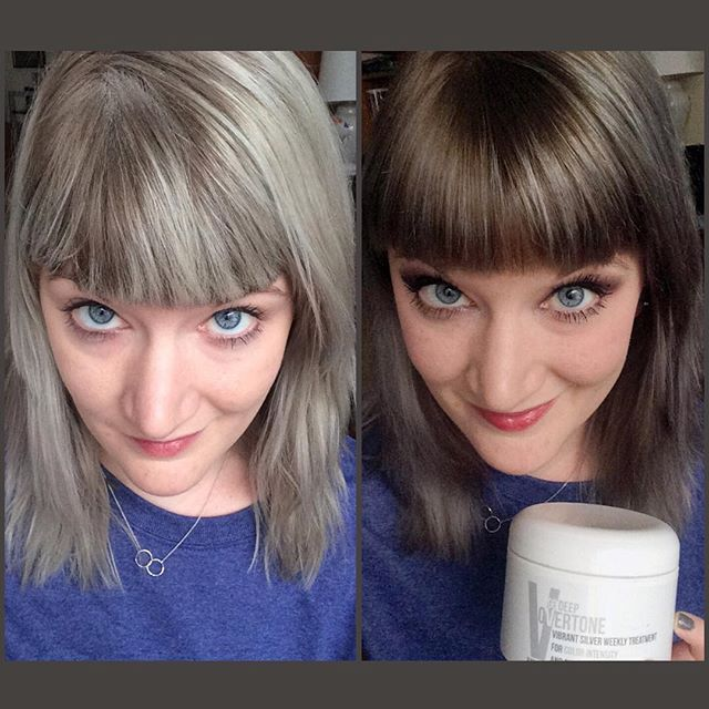 Instagram Photo By Hillary Nov 7 2015 At 8 58pm Utc Grey Hair Before And After Grey Hair Salt And Pepper Hair