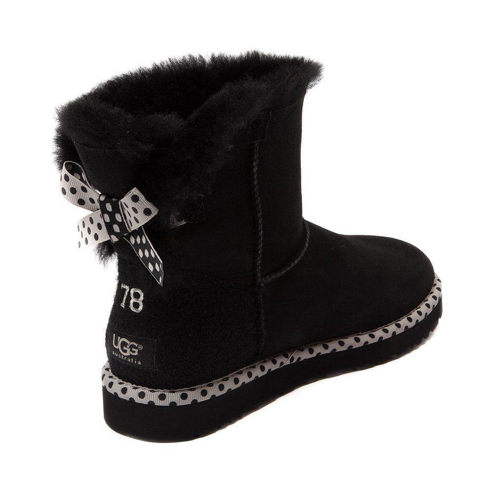 Womens UGG® Bailey Bow Mini Boot 26117146b1