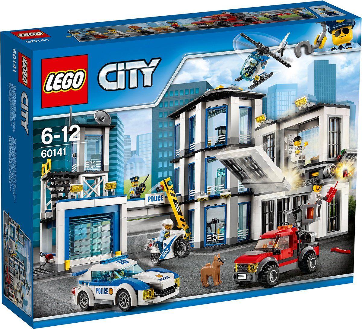 LEGO ® City Polizeiwache 60141