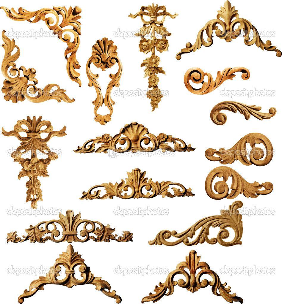 Marco antiguo — Imagen de stock #40035383 | marcos para cuadros ...