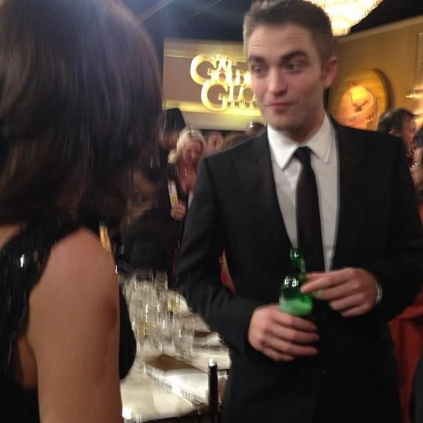 Rob @GG after party.