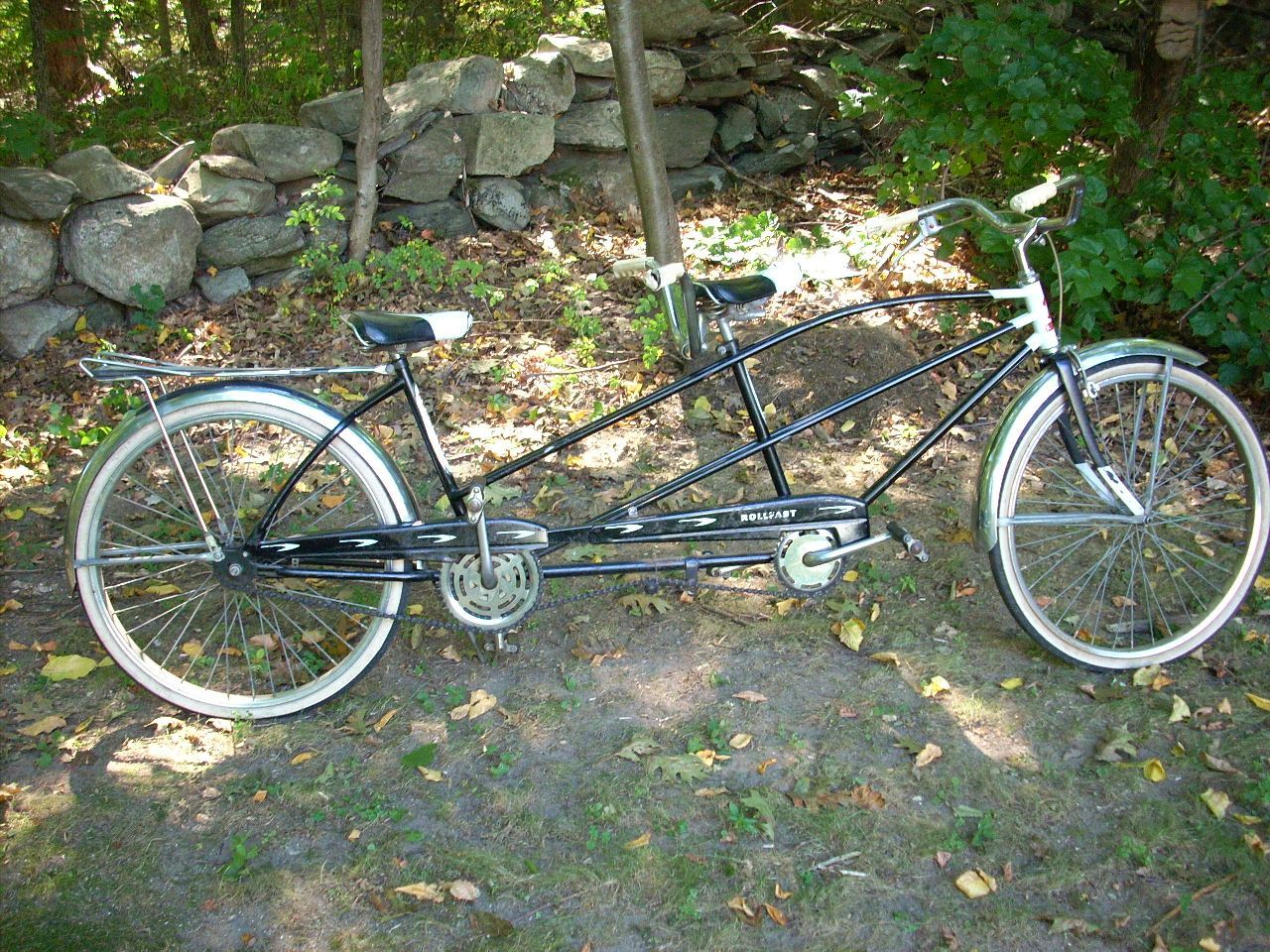1962 Rollfast Tandem Would Love To Find One Just Like It