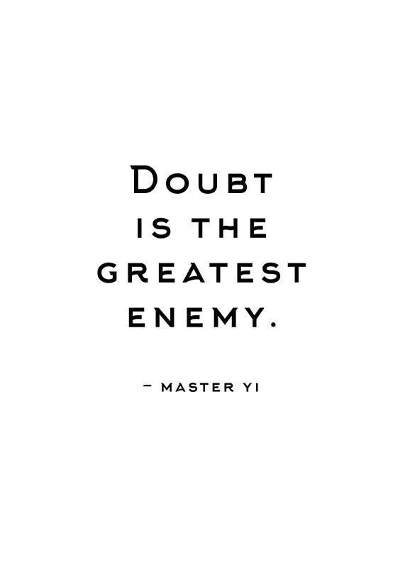 League Of Legend Quote  Master Yi Quote  League Of Legend Quote