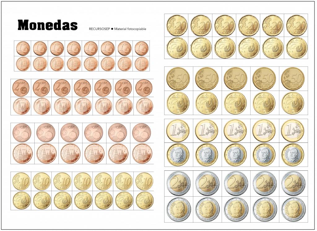 ¡Estamos de feria! – Monedas de euro para descargar ...