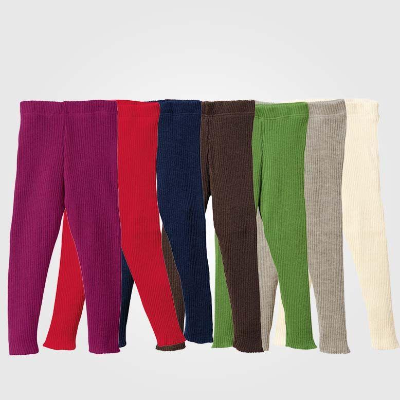 Bio Wollstrumpfhose  warme Damenstrumpfhose mit kbT Wolle