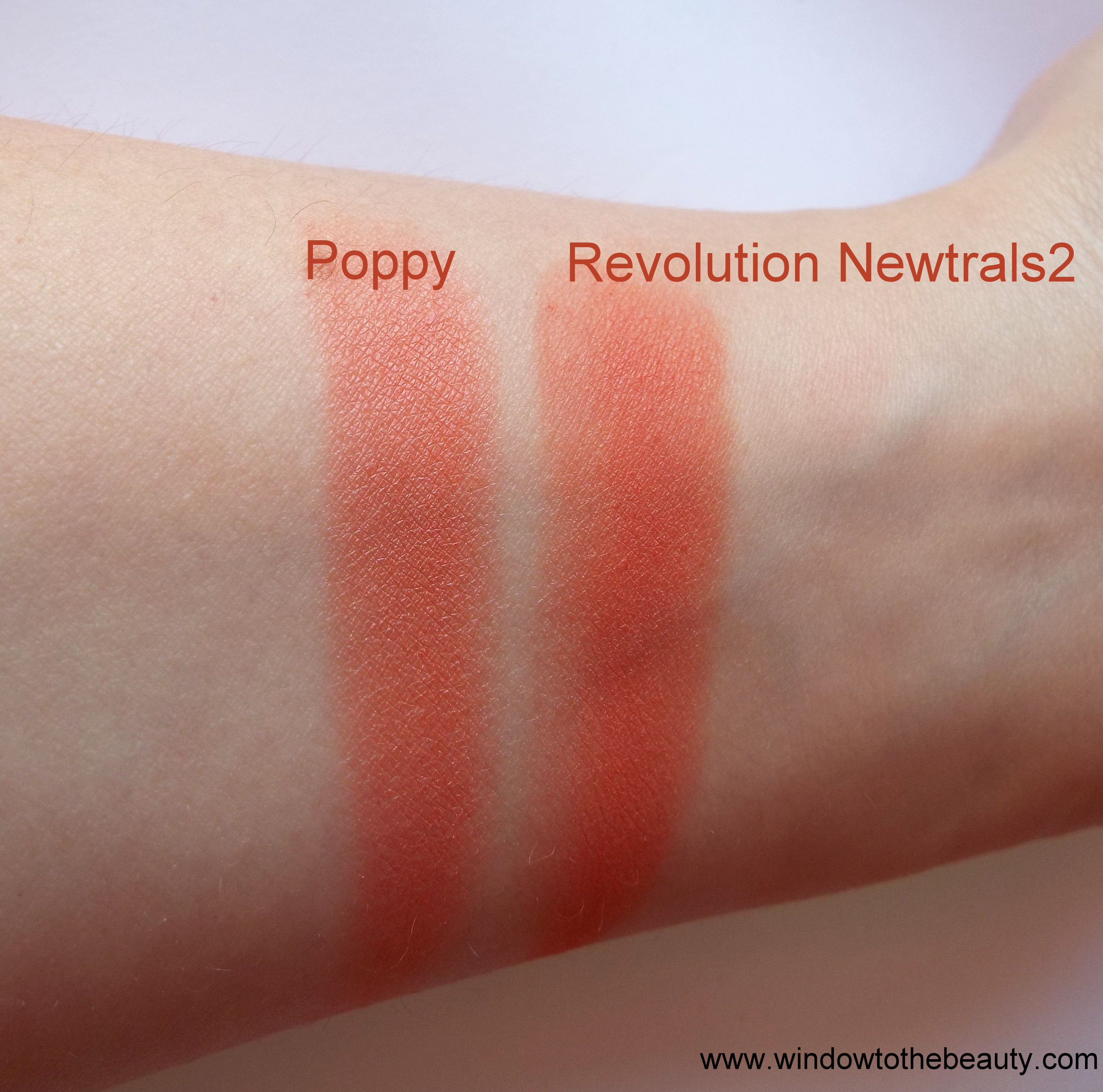 Makeup Geek Poppy Dupe Makeup Geek Dupes Makeup
