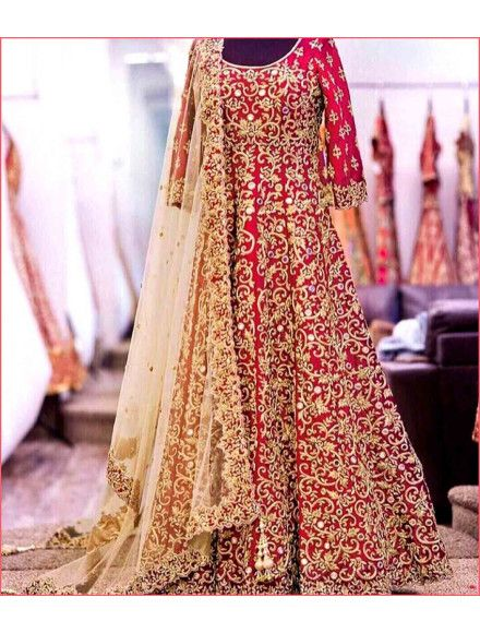 Ethnic Bridal Gown Dess   Pinterest   Bridal gowns, Ethnic and Gowns